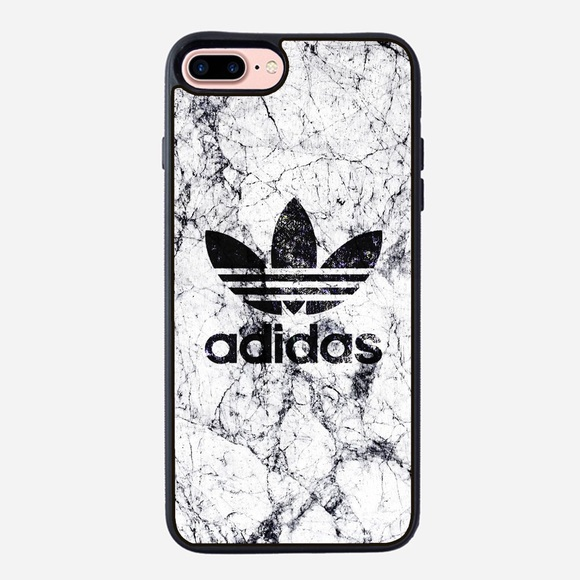 low priced 92ccb 53c8a Adidas Marble iPhone 7 Plus 8 plus Case XS Max XR
